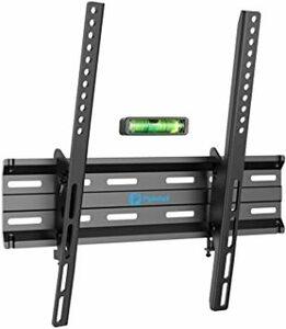 【全国送料無料】小型 テレビ壁掛け金具 26~55インチ モニター LCD LED液晶テレビ対応 ティルト調節式 VESA対応
