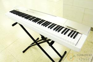 [良品] CASIO PX-160 88鍵盤電子ピアノ/シンプルなデザイン/高品位なピアノサウンド [VH772]