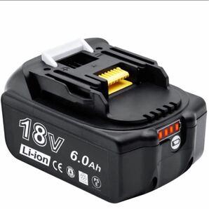 18v 6.0Ah BL1860B マキタ 互換 バッテリー