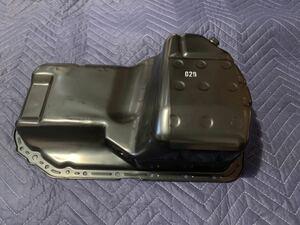 三菱 純正CT9Aランサーエボリューションオイルパン 新品未使用品