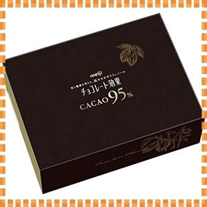 新品新品!明治 チョコレート効果カカオ95%大容量ボックス 800gBUB2JS1836O9M0