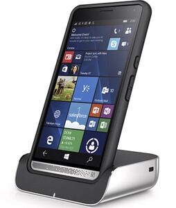新品未開封HP Elite x3 (Single SIM)Graphite Windows 10 SIMフリー スマホ 本体 とHP Elite x3 Desk Dock