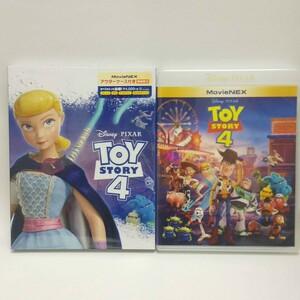 新品未使用 トイストーリー4 ブルーレイ Blu-ray 国内正規品(正規店にて購入) ディズニー