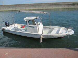 ヤマハW19 ヤマハ2スト50Ps 船検R4年4月10日まで有ります