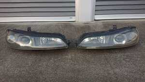 S15 シルビア ヘッドライト 純正 日産 ニッサン NISSAN silvia specR specS S14 S13 180SX スワップ