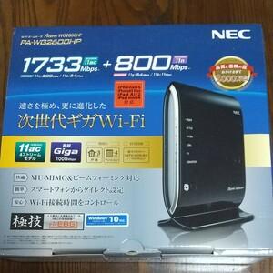 Aterm WG2600HP 無線LANルーター NEC