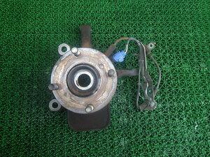 ピノ HC24S アルト HA24S 左 フロント ハブ ナックル ABSセンサー