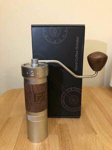 ★新商品★ 1Zpresso ワンゼットプレッソ K-pro ケース付き コーヒーミル グラインダー ブラウン アウトドア キャンプ