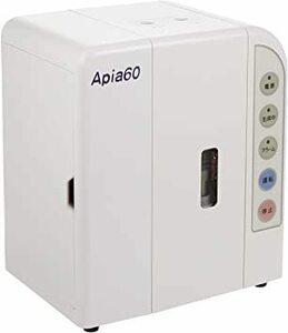 新品白 HOKUETSU 微酸性次亜塩素酸水生成器 Apia60(水道口セット付) 白BI6K