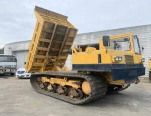 ■■MOROOKA 諸岡 MST2600 積載12.5㌧大型キャリーダンプ 不整地運搬車!!■■