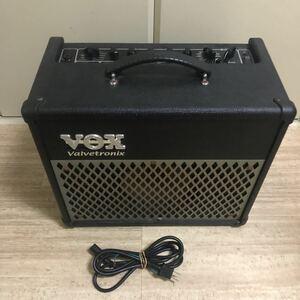VOX/ヴォックス Valvetronix モデリングアンプ AD15VT エフェクト内蔵 真空管 ギターアンプ/コンボアンプ