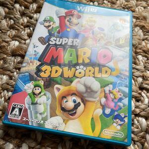 スーパーマリオ3Dワールド WiiU WORLD スーパーマリオ3D