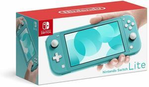 Nintendo Switch Lite ターコイズ 新品未開封