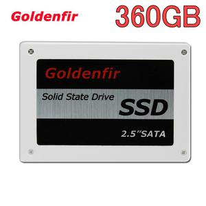 【今だけ最安値】SSD Goldenfir 360GB SATA3 / 6.0Gbps 新品 2.5インチ 高速 NAND TLC 内蔵 デスクトップPC ノートパソコン