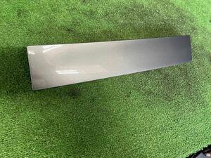 ③ ダイハツ L375S タント カスタム 左 スライド ドア レール カバー パネル S35 グレー つ