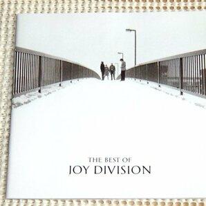 The Best Of Joy Division ジョイ ディヴィジョン /Rhino /Bernard Sumner ( new order ) Peter Hook 等在籍 Disorder 等収録良選曲 ベスト