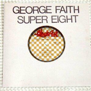 George Faith ジョージ フェイス Super Eight/ BLACK ARK 期 LEE PERRY 製作 To Be A Lover とほぼ同内容 Boris Gardiner Ernest Ranglin