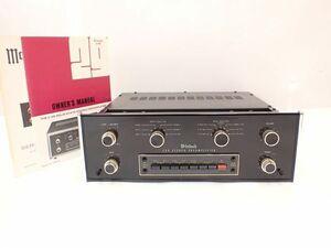 McIntosh マッキントッシュ コントロール/プリアンプ C29 バエス正規品 BAES 100V仕様 □ 630B1-2