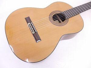 美品 RYOJI MATSUOKA/松岡良治 クラシックギター M65 トップシダー単板 ハードケース付 § 6326B-1