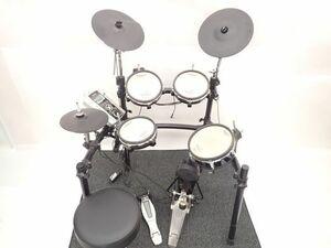 Roland ローランド 電子ドラム V-Drums TD-9KX マット/スローン付き □ 632BB-1