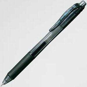 未使用 新品 ゲルインキボ-ルペン ぺんてる 5-K4 0.3黒 10本 エナ-ジェルX BLN103-A