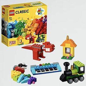 新品 目玉 クラシック レゴ(LEGO) 8-BK 女の子 男の子 アイデアパ-ツ 11001 ブロック おもちゃ