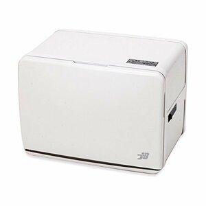 1個 (x 1) タオルウォーマー C-0200 ( 前開き ) ホワイト 20L 高さ33×幅45×奥行32cm [ タオル蒸