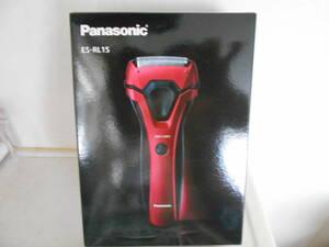 新品 パナソニック メンズシェーバー ES-RL15-R 赤 【訳アリ 内刃、外刃欠品です】
