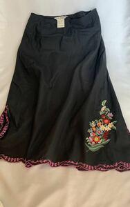 スカート M KEITA MARUYAMA silk 新品
