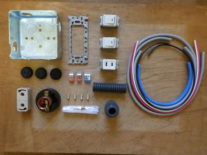 第二種電気工事士 技能試験 練習用 サクッとおさらい(25下) セットC