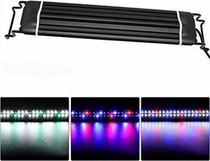 限定価格!IPL-30 水槽照明 LEDライト 水槽ライト アクアリウムライト 熱帯魚ライト タイマー(6/10/12H/CDTG
