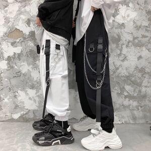 ジョガーパンツ テーパードパンツ ボトムス パンツ 韓国 原宿系 コスプレ衣装 進撃の巨人