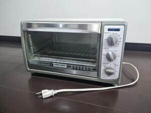 【並行輸入品、動作確認済み】Black and Decker カウンタートップ オーブントースター