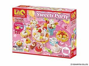 限定価格!ラキュー (LaQ) スイートコレクション スイーツパーティ( Sweet Collection SWEETS 71OL