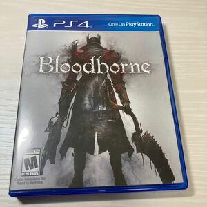 PS4 北米版 海外版 ブラッドボーン