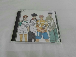 ALI CD 呪術廻戦:LOST IN PARADISE feat. AKLO(期間生産限定アニメ盤)