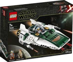 レゴ LEGO スター・ウォーズ レジスタンス A-ウィング・スターファイター 75248 国内正規品