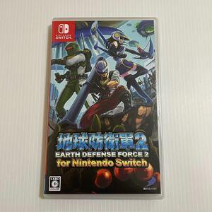 Nintendo Switchソフト 地球防衛軍2