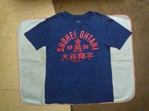 C43☆大谷翔平Tシャツ☆M10/12☆漢字