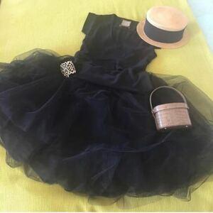 フォクシー チュチュプリマ スカート ニューヨーク チュール パニエ ブラック