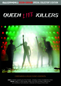 QUEEN / LIVE KILLERS =EXPANDED COLLECTORS EDITION= [2CD+2DVD] MASTERWORKS