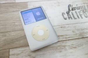 iPod classic 160GB シルバー MC293J/A アイポッドクラシック