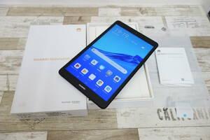 美品 HUAWEI ファーウェイ MediaPad M5 lite 8 32GB Wi-Fiモデル JDN2-W09