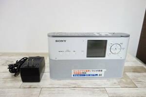 SONY ポータブルラジオレコーダー ICZ-R250TV ワンセグTV音声/FM/AM/ワイドFM対応 8GB内臓メモリー