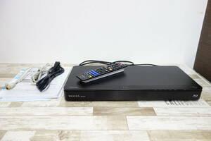 東芝 ブル-レイレコ-ダ- DBR-Z410 500GB BDレコーダー