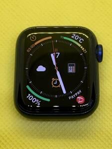 Apple Watch Series 6(GPS model )40mm blue aluminium case . deep navy sport band regular MG143J/A Apple watch