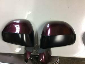 Honda JC1 life original door mirror left right set mirror heater attaching RP44P