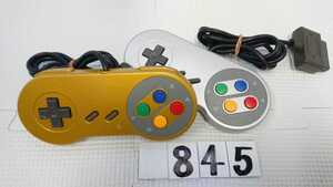 任天堂 Nintendo ニンテンドー スーパーファミコン SFC コントローラー SHVC-005 2個 セット 中古 純正