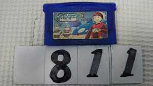 Nintendo ニンテンドー 任天堂 GAMEBOY ADVANCE ゲーム ソフト ポケモン ポケットモンスター サファイア RPG 中古 純正