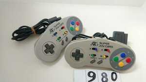 ニンテンドー 任天堂 Nintendo SFC スーパーファミコン ゲーム コントローラー ハドソン スーパージョイカード HC-691 送料無料 中古